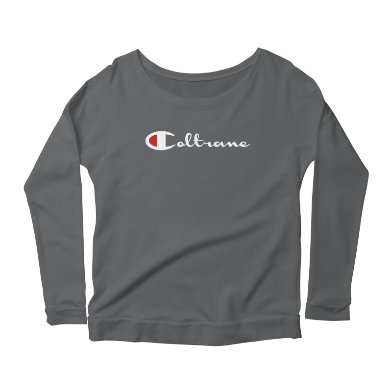 Coltrane Athletics Women's Longsleeve T-Shirt by Cornerstore Classics