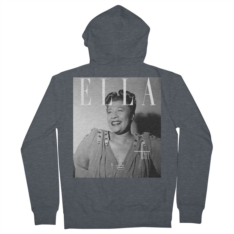 ELLA Magazine Men's Zip-Up Hoody by Cornerstore Classics