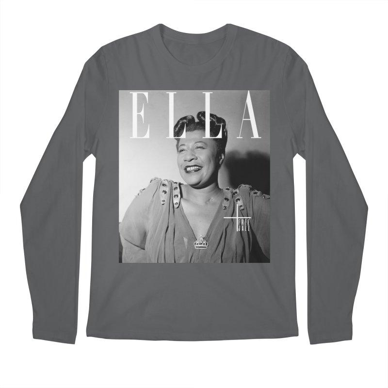 ELLA Magazine Men's Longsleeve T-Shirt by Cornerstore Classics