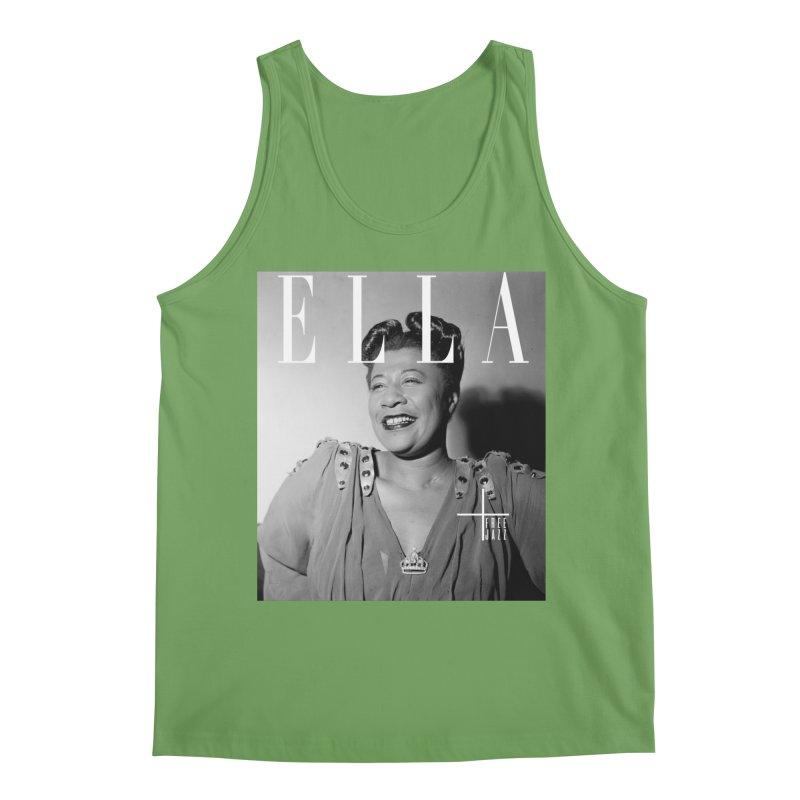 ELLA Magazine Men's Tank by Cornerstore Classics