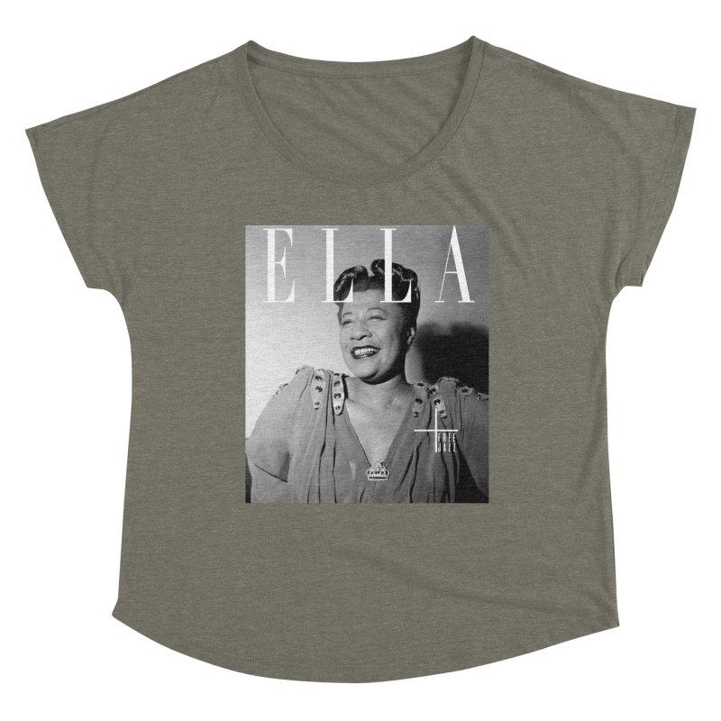 ELLA Magazine Women's Scoop Neck by Cornerstore Classics