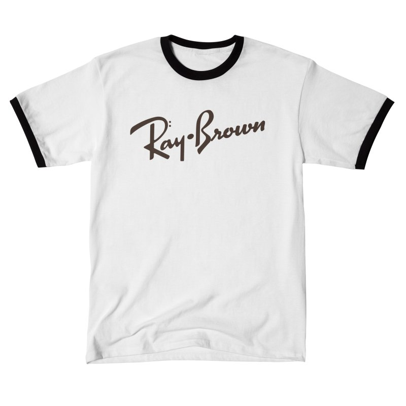 Ray Brown Cool Women's T-Shirt by Cornerstore Classics