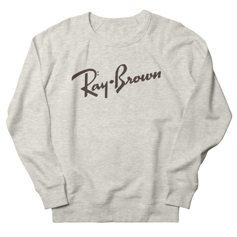 Ray Brown Cool Men's Sweatshirt by Cornerstore Classics