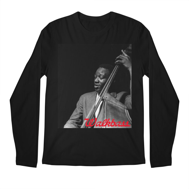 Walkbass Men's Longsleeve T-Shirt by Cornerstore Classics