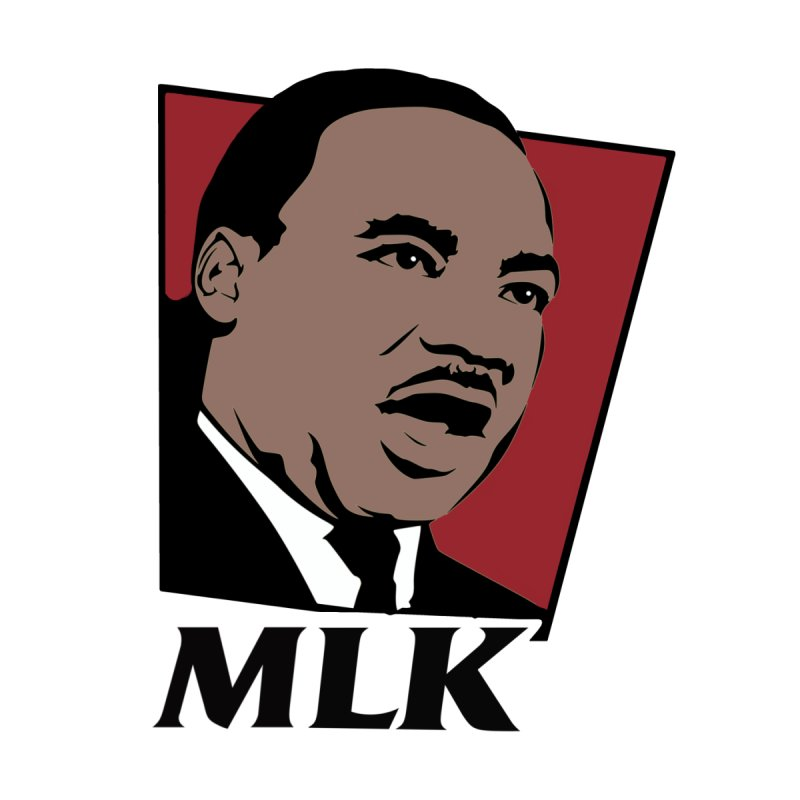 MLK Men's T-Shirt by Cornerstore Classics