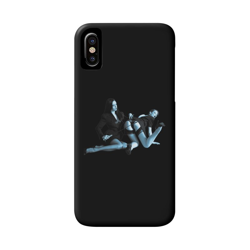 Conference Room Accessories Phone Case by Corporate Vampire's Artist Shop