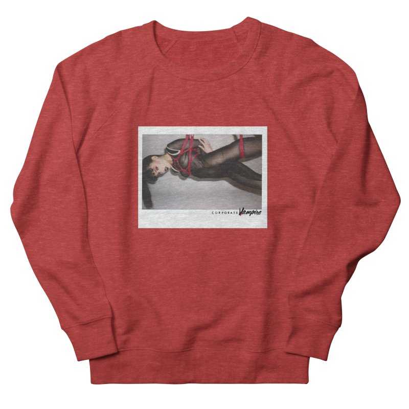 Leave Me in Suspense Women's Sweatshirt by Corporate Vampire's Artist Shop