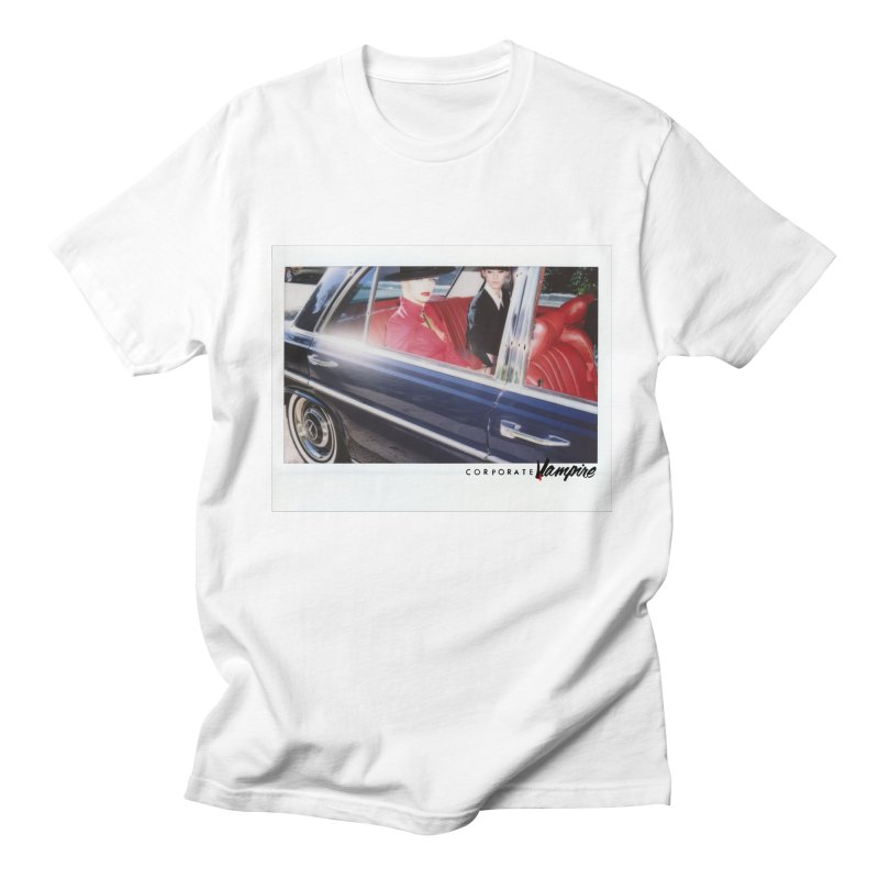The Chauffeur Men's T-Shirt by Corporate Vampire's Artist Shop