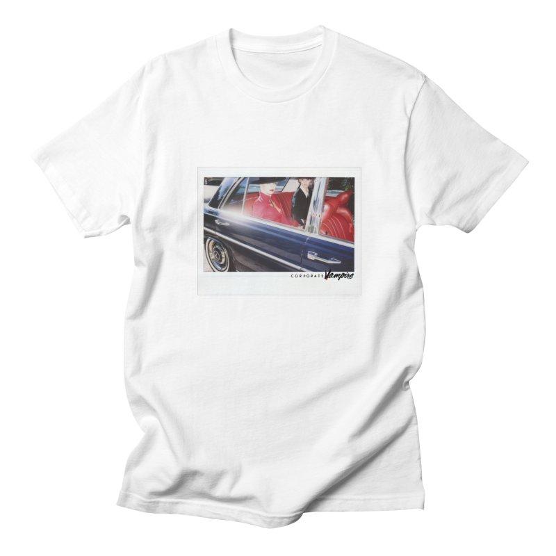 The Chauffeur Men's T-Shirt by Corporate Vampire's Artist Shop