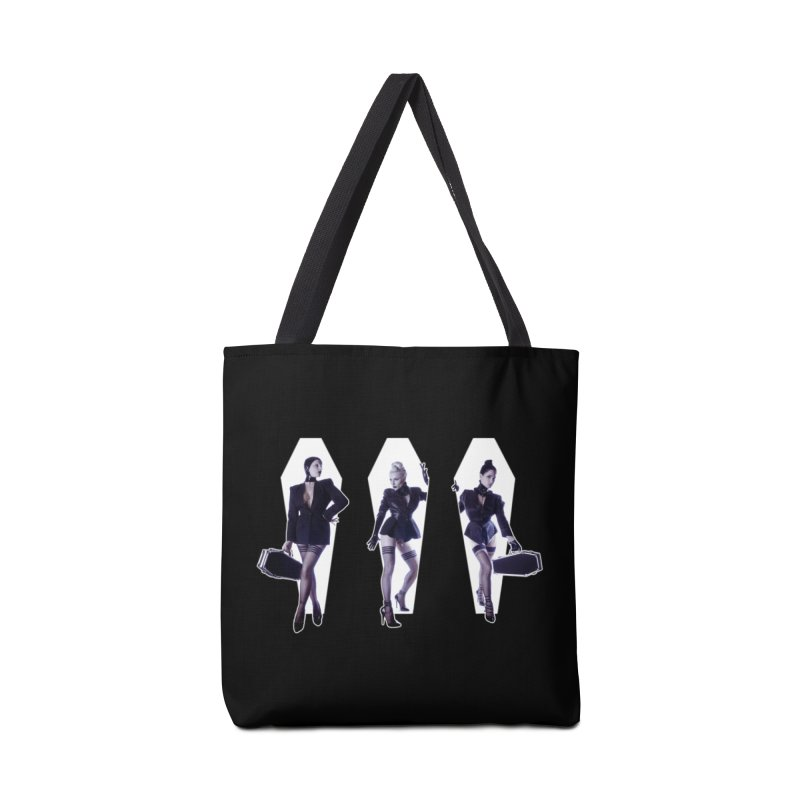 The Vamps Accessories Bag by Corporate Vampire's Artist Shop
