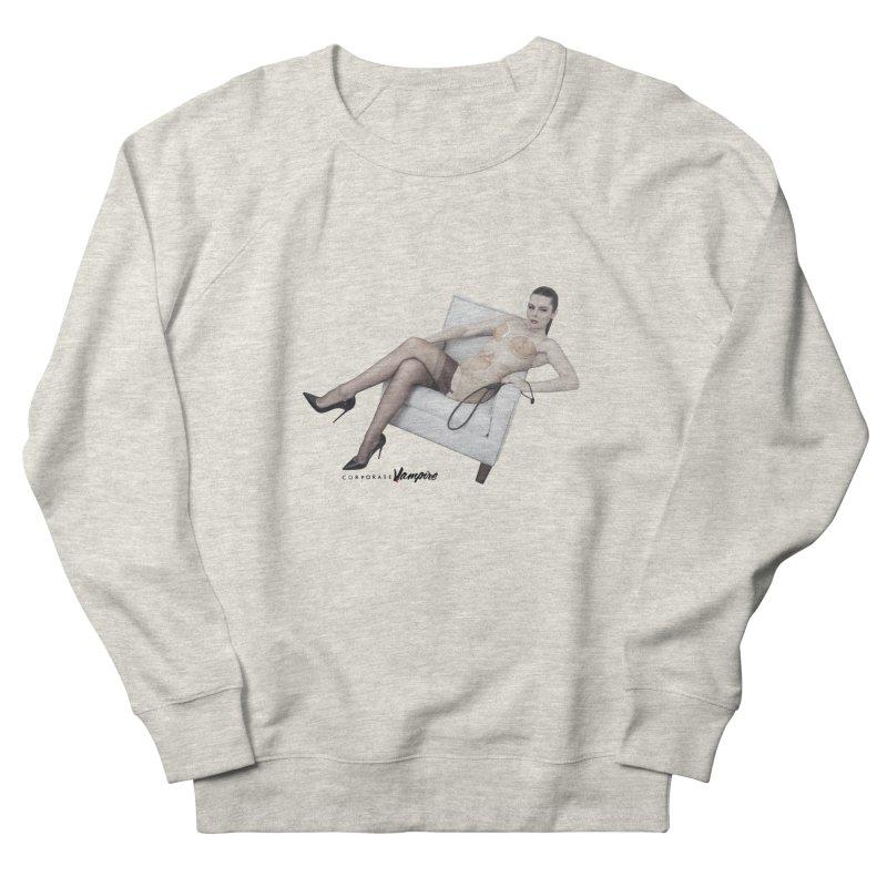 Pleasure & Pain Women's Sweatshirt by Corporate Vampire's Artist Shop