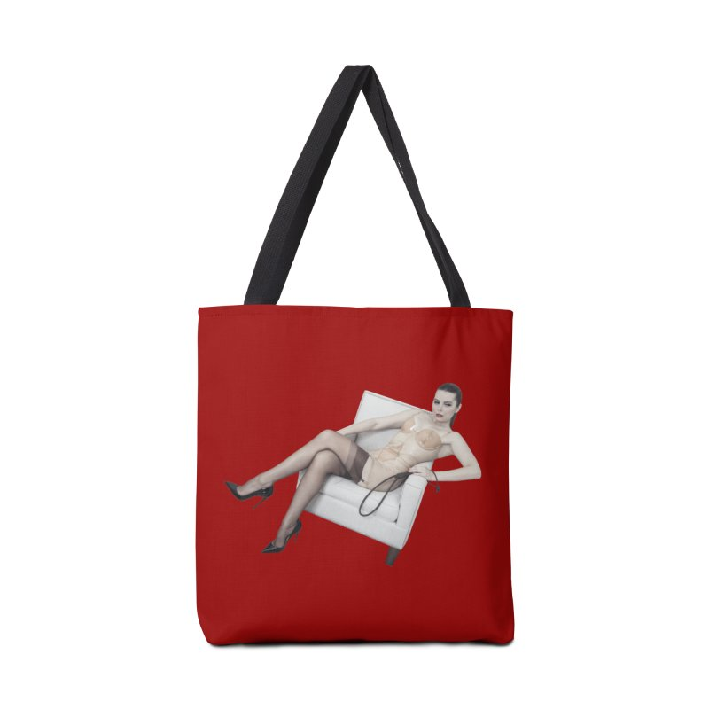 Pleasure & Pain Accessories Bag by Corporate Vampire's Artist Shop
