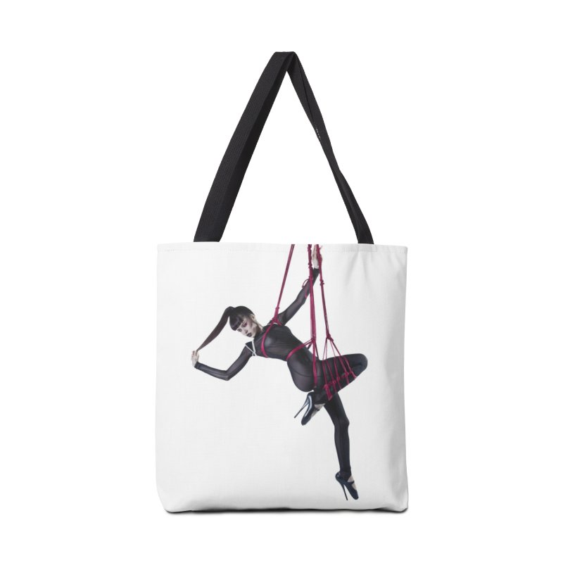 Hang On Accessories Bag by Corporate Vampire's Artist Shop
