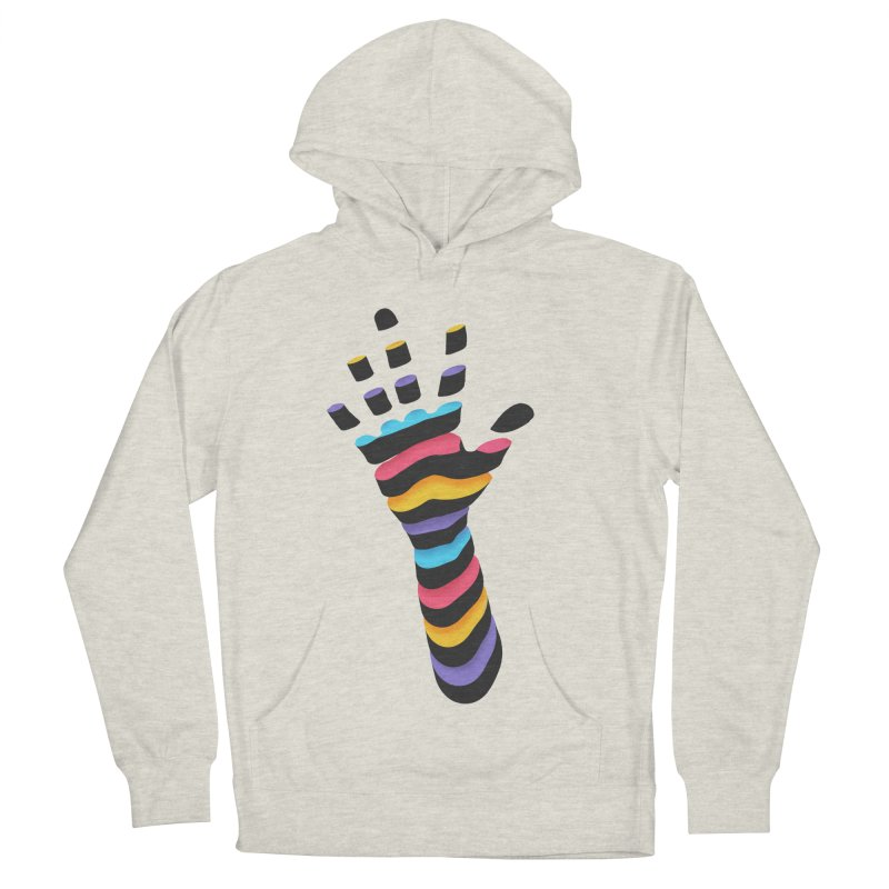 Sliced Women's French Terry Pullover Hoody by Corsac's Artist Shop