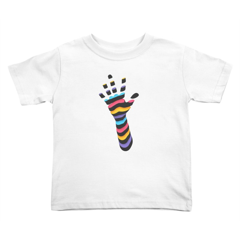 Sliced Kids Toddler T-Shirt by Corsac's Artist Shop