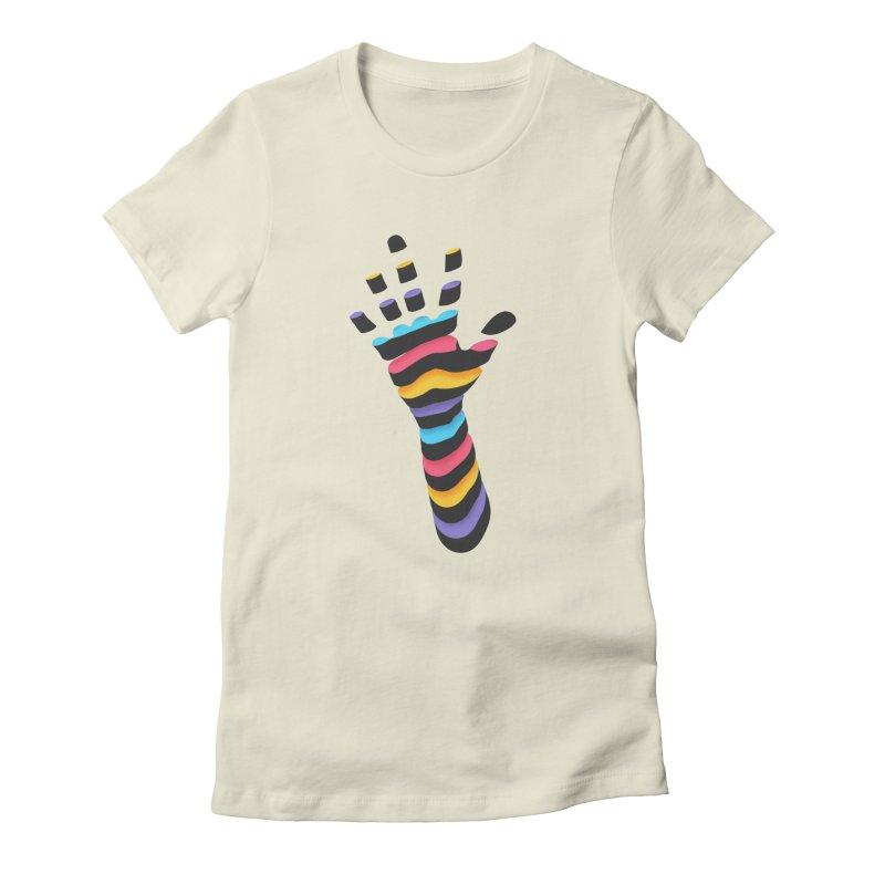 Sliced Women's T-Shirt by Corsac's Artist Shop