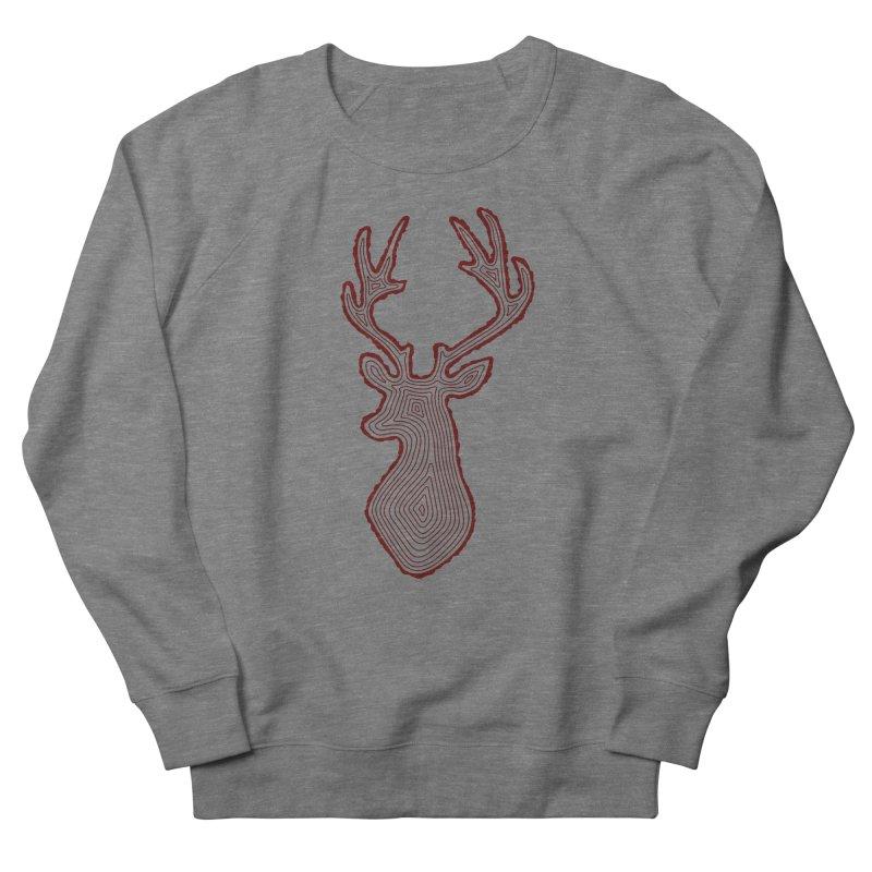 My Deer Tree Men's Sweatshirt by Corsac's Artist Shop