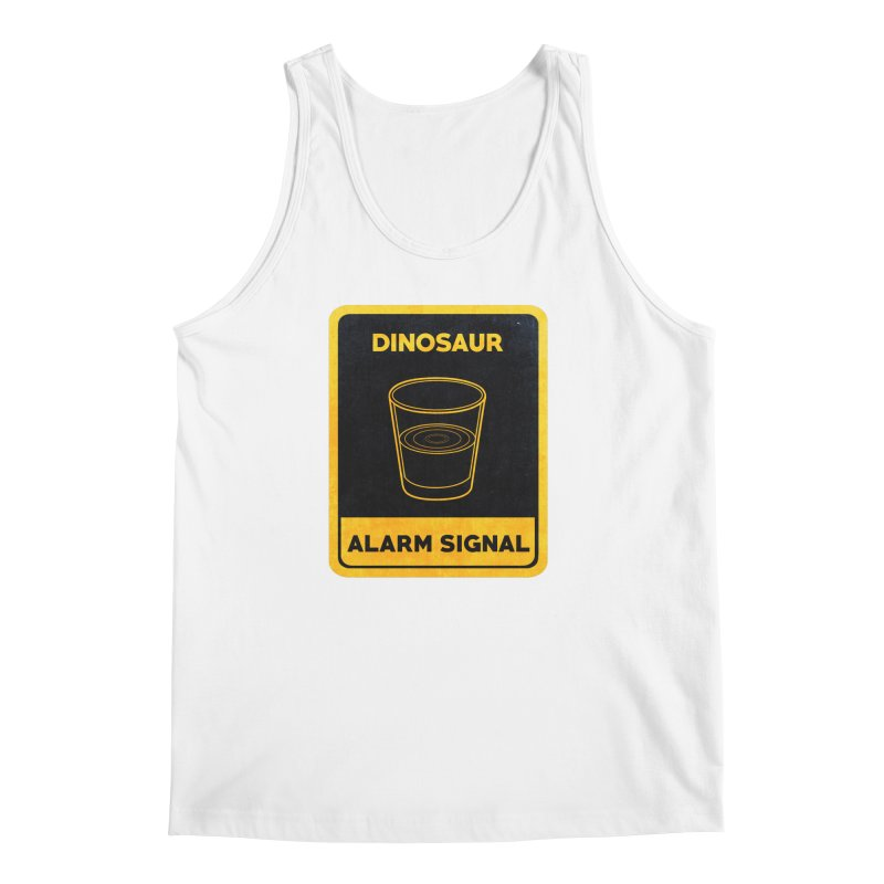 Dinosaur Alarm Signal   by Corsac's Artist Shop