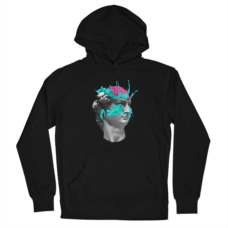 Dave Brain Women's Pullover Hoody by Corsac's Artist Shop