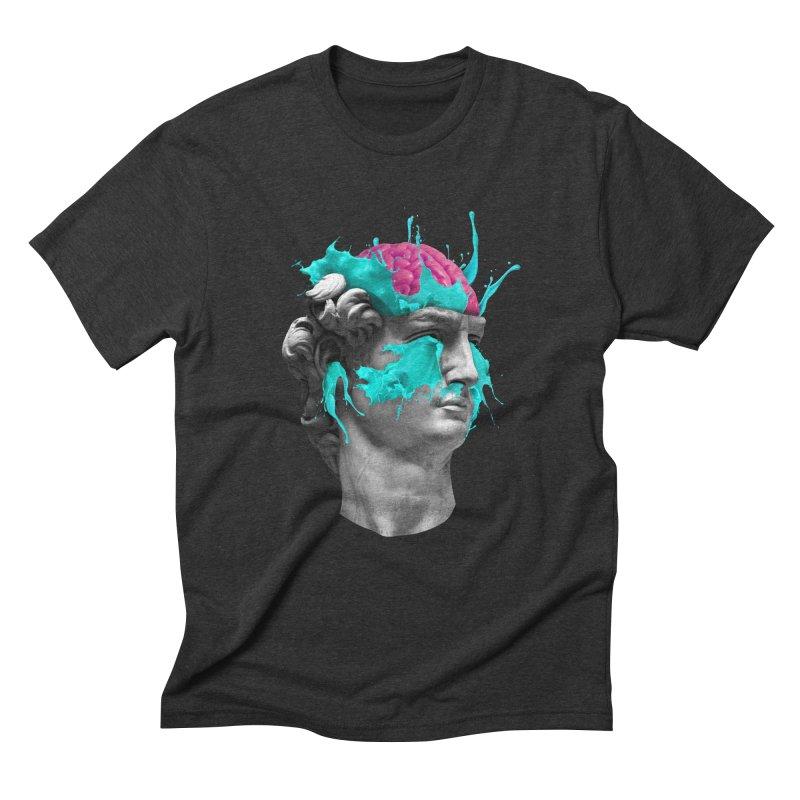 Dave Brain Men's T-Shirt by Corsac's Artist Shop
