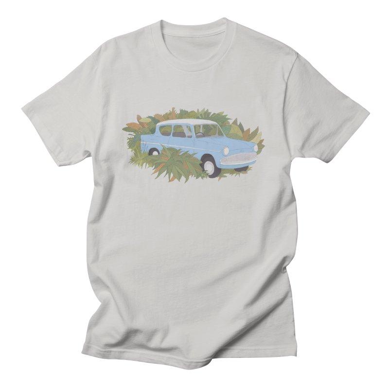 Anglia Men's T-Shirt by Corsac's Artist Shop