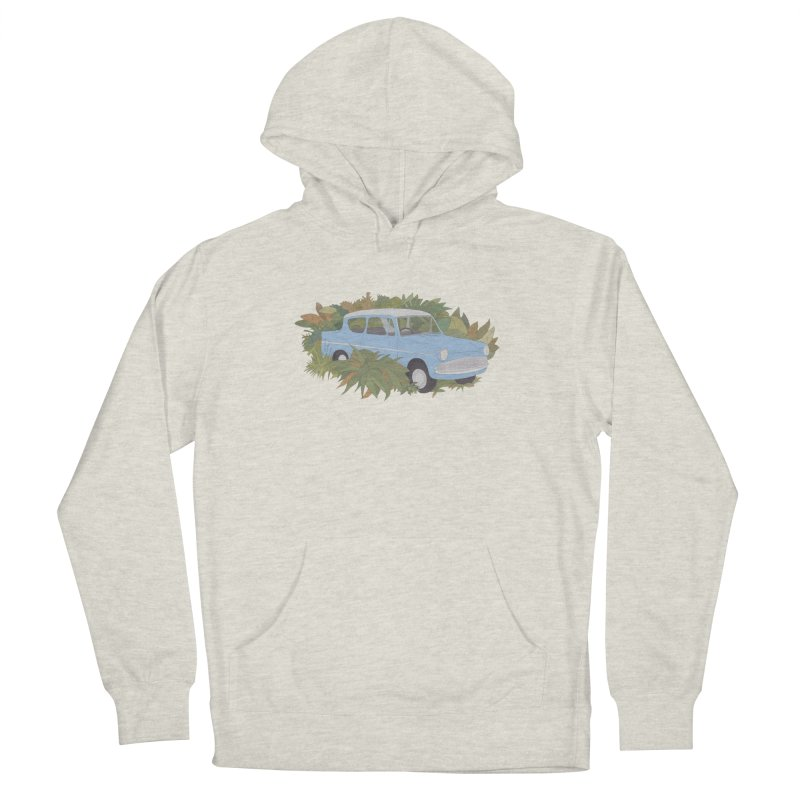 Anglia Men's Pullover Hoody by Corsac's Artist Shop