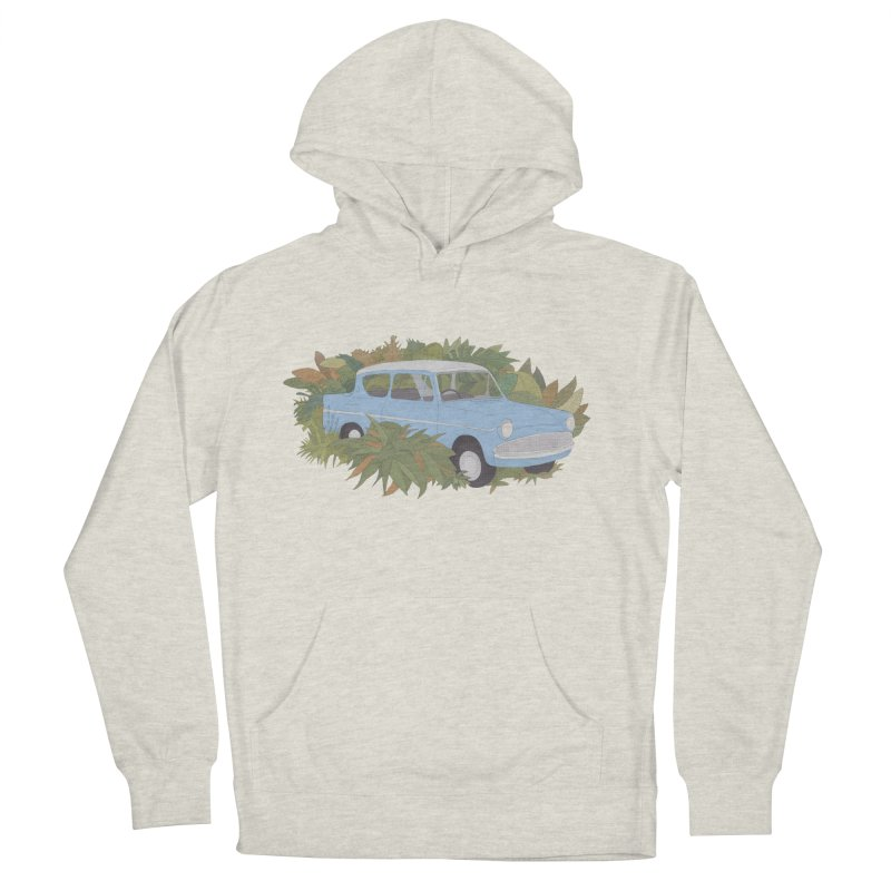 Anglia Men's French Terry Pullover Hoody by Corsac's Artist Shop