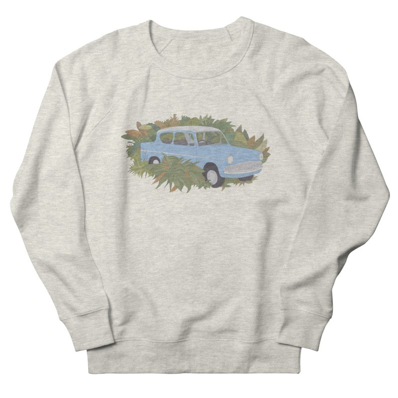 Anglia Men's French Terry Sweatshirt by Corsac's Artist Shop