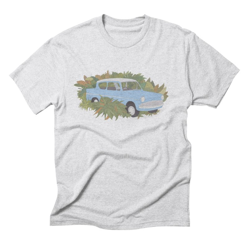 Anglia Men's Triblend T-Shirt by Corsac's Artist Shop