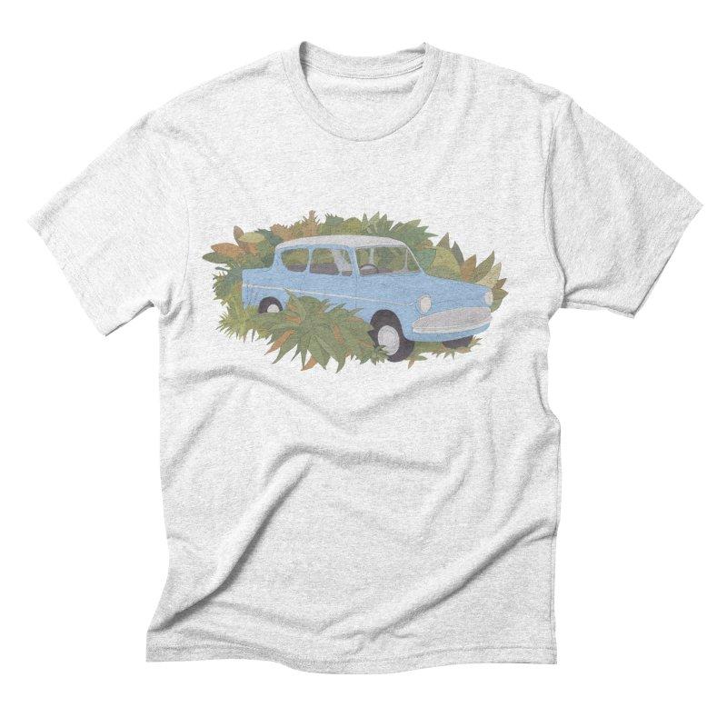Anglia Men's Triblend T-shirt by Corsac's Artist Shop
