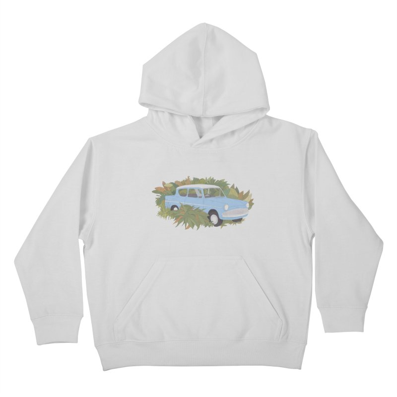 Anglia Kids Pullover Hoody by Corsac's Artist Shop