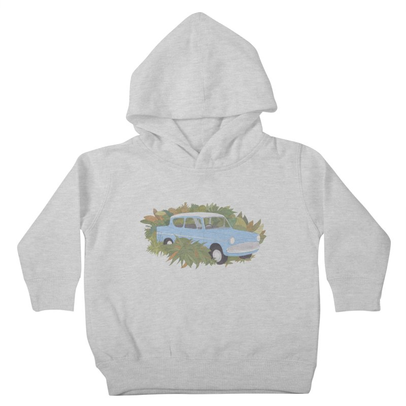 Anglia Kids Toddler Pullover Hoody by Corsac's Artist Shop