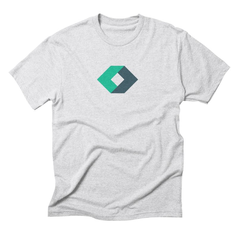 Brand Ambassador in Men's Triblend T-Shirt Heather White by Corto Wearables