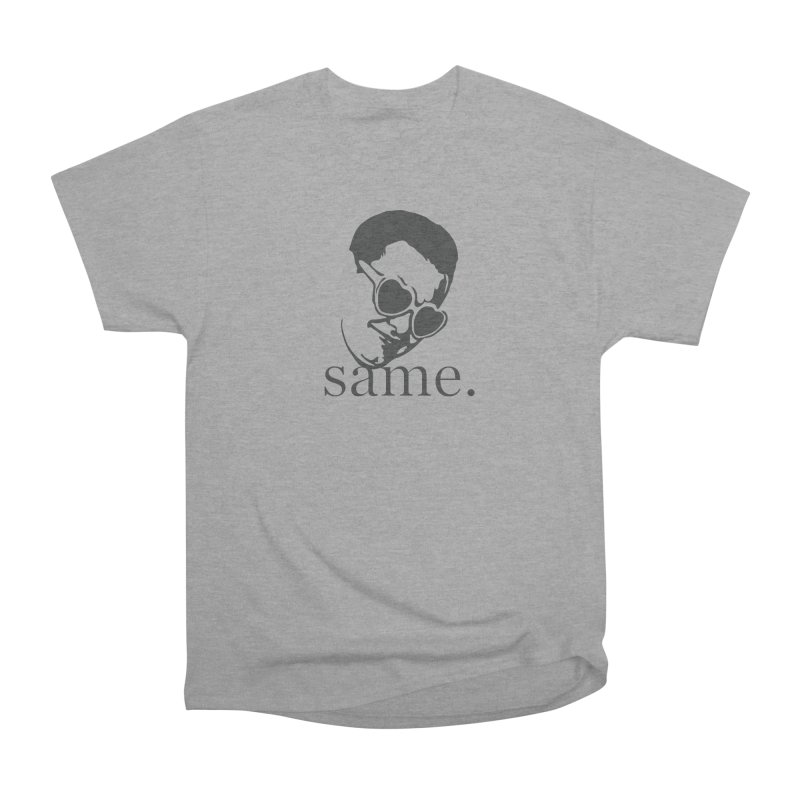 Same Baby Nic Men's Heavyweight T-Shirt by Corusco Merch