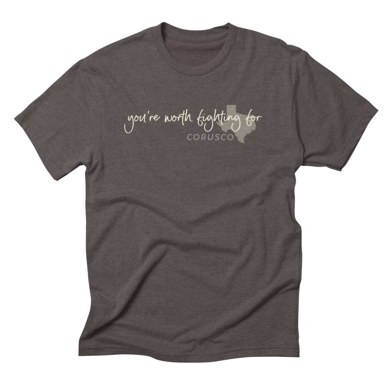 Burn Out Loud Men's Triblend T-Shirt by Corusco Merch