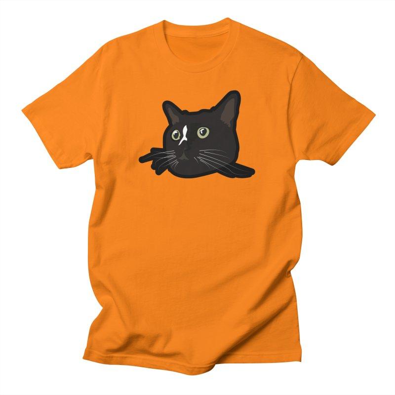 Tuxedo cat Men's T-Shirt by Cory & Mike's Artist Shop