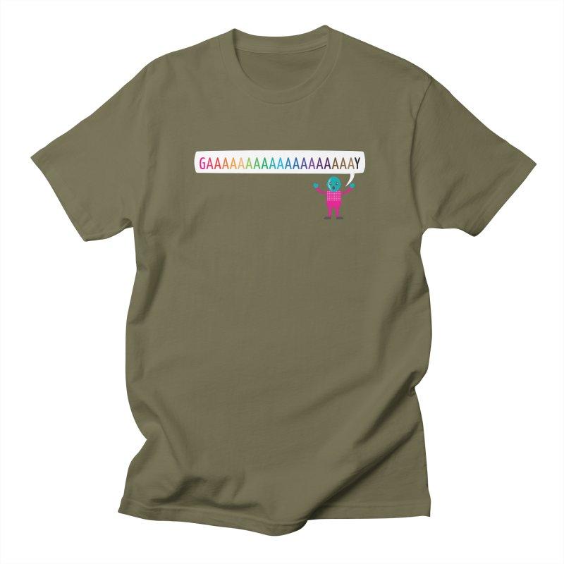 GAAAAAAAAAAAAAAAAAAAY Women's T-Shirt by Cory & Mike's Artist Shop