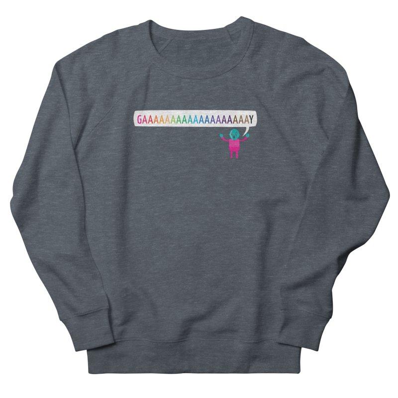 GAAAAAAAAAAAAAAAAAAAY Women's Sweatshirt by Cory & Mike's Artist Shop
