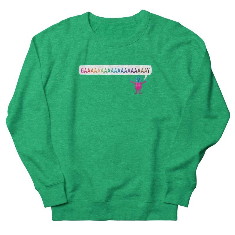 GAAAAAAAAAAAAAAAAAAAY Men's Sweatshirt by Cory & Mike's Artist Shop