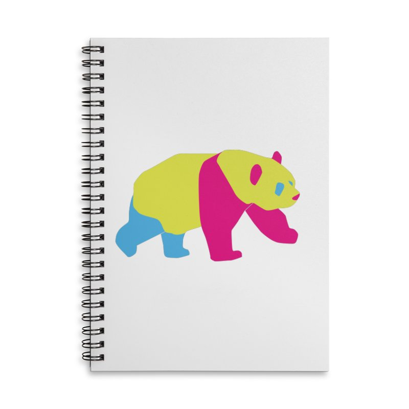 Pride PANda Accessories Notebook by Cory & Mike's Artist Shop
