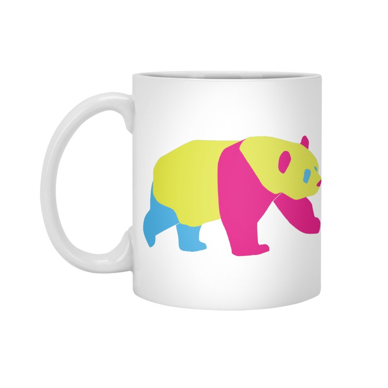 Pride PANda Accessories Standard Mug by Cory & Mike's Artist Shop
