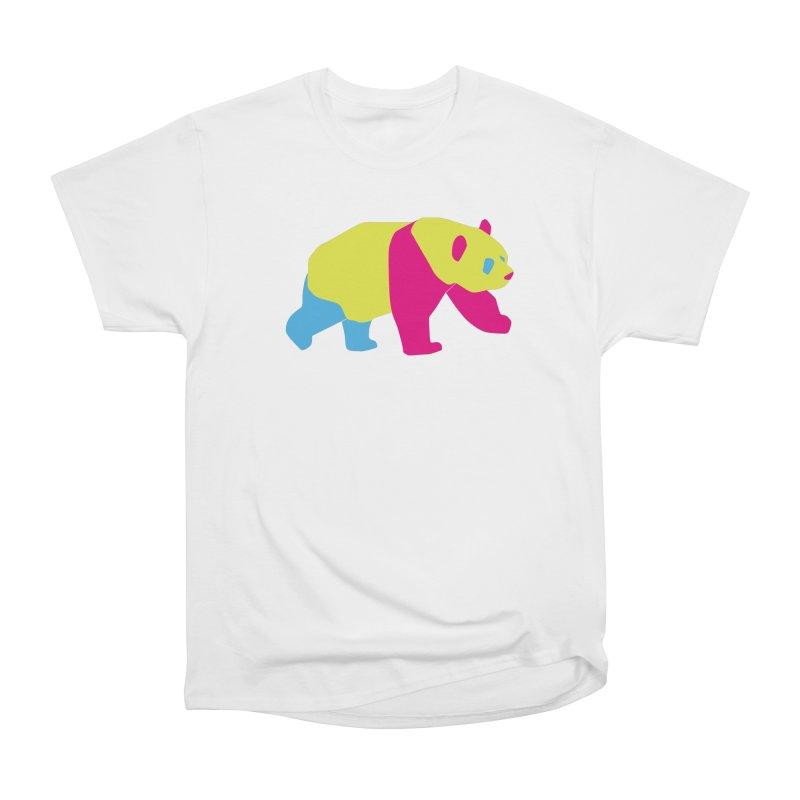Pride PANda Women's T-Shirt by Cory & Mike's Artist Shop