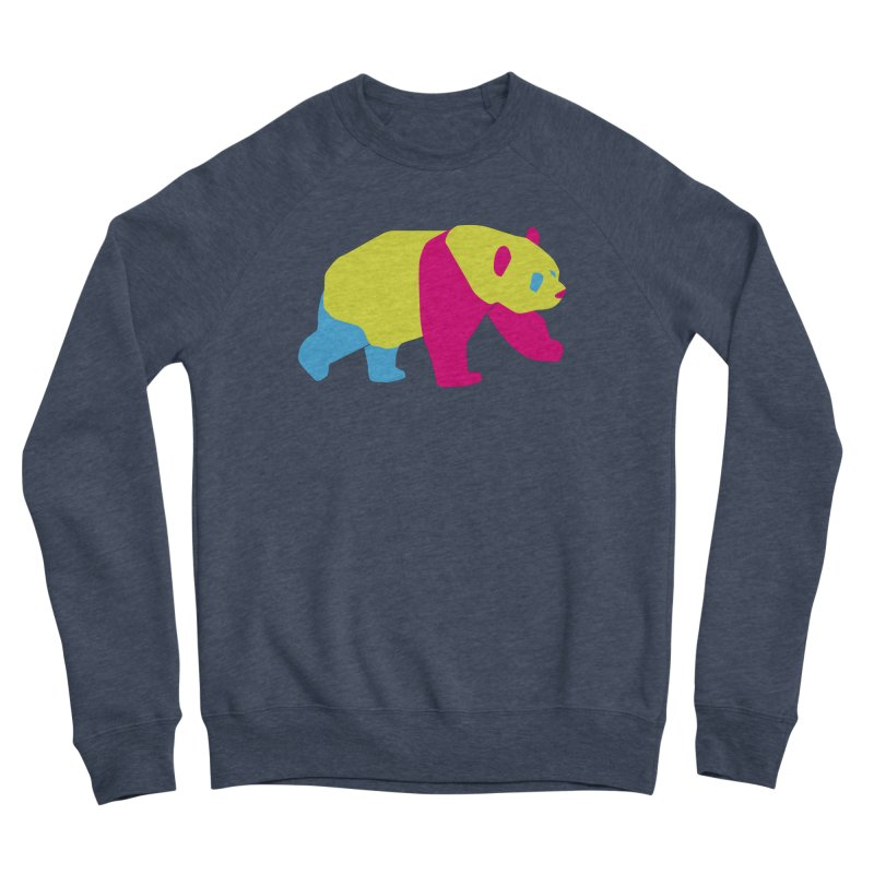 Pride PANda Women's Sweatshirt by Cory & Mike's Artist Shop