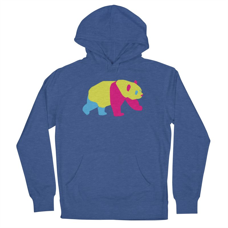 Pride PANda Women's French Terry Pullover Hoody by Cory & Mike's Artist Shop