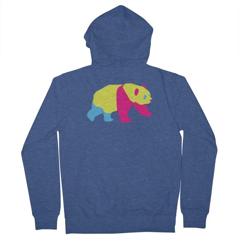 Pride PANda Women's Zip-Up Hoody by Cory & Mike's Artist Shop