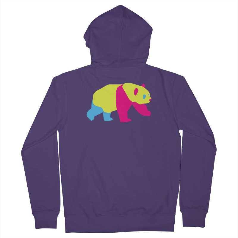 Pride PANda Women's Zip-Up Hoody by Cory & Mike's Artist Shop