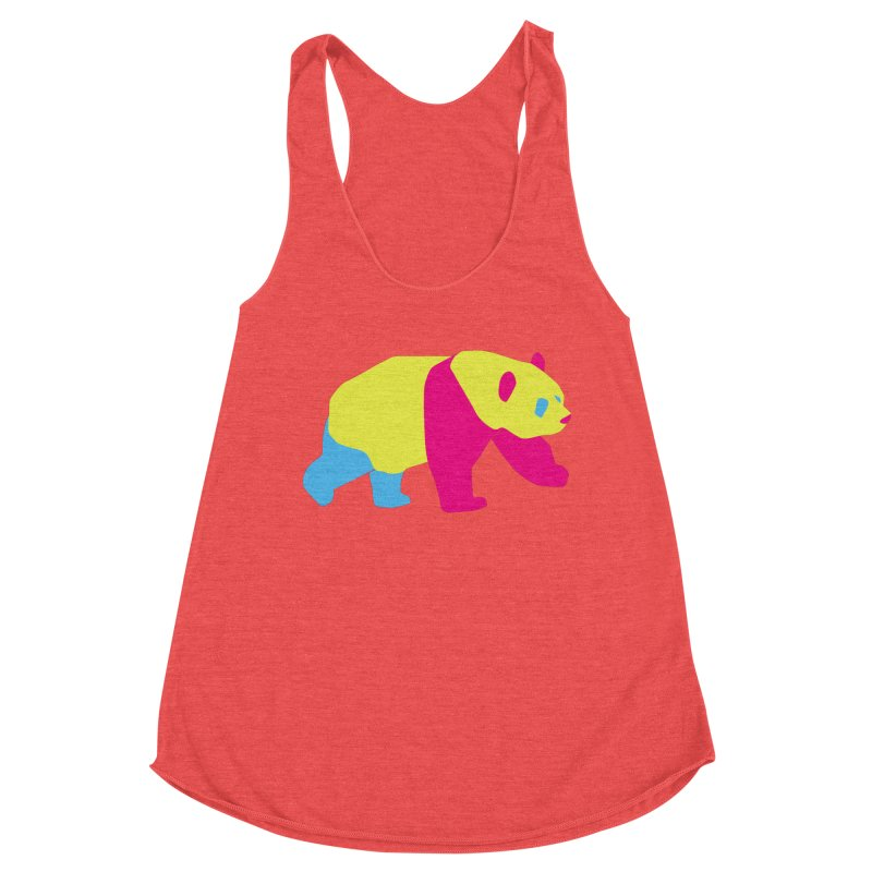 Pride PANda Women's Tank by Cory & Mike's Artist Shop
