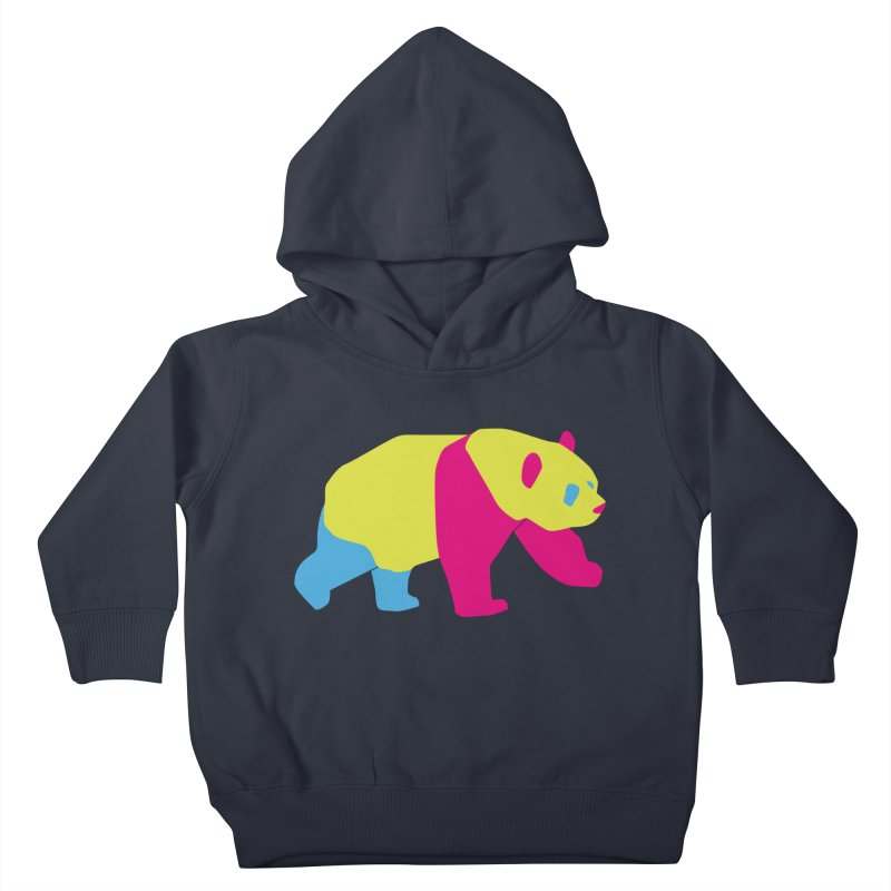 Pride PANda Kids Toddler Pullover Hoody by Cory & Mike's Artist Shop