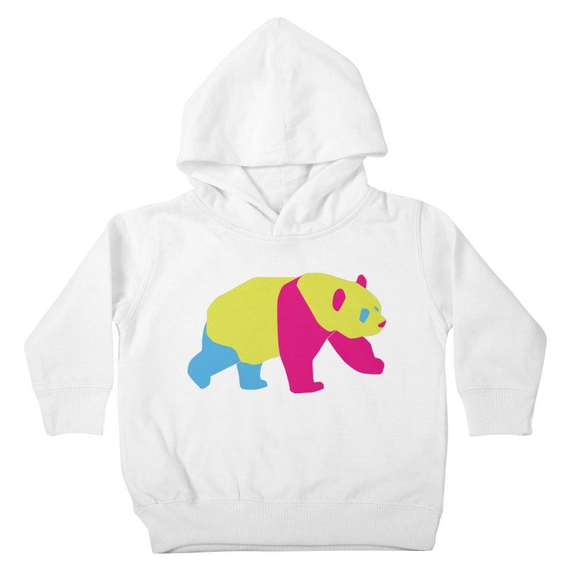 Pride PANda Kids Toddler Pullover Hoody by Cory & Mike's Artist Shop