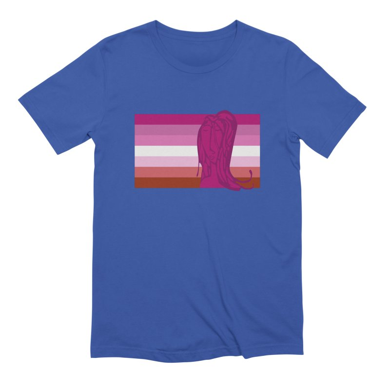 She Men's Extra Soft T-Shirt by Cory & Mike's Artist Shop
